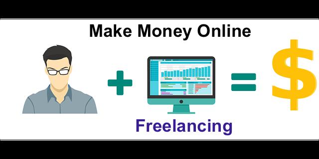 make money by freelancing