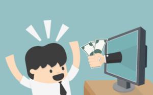 how does a blog make money